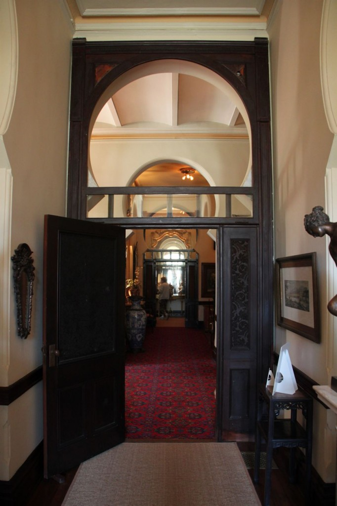 Hotel Suite Entry